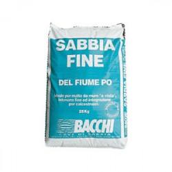 BACCHI SABBIA FINE DEL...