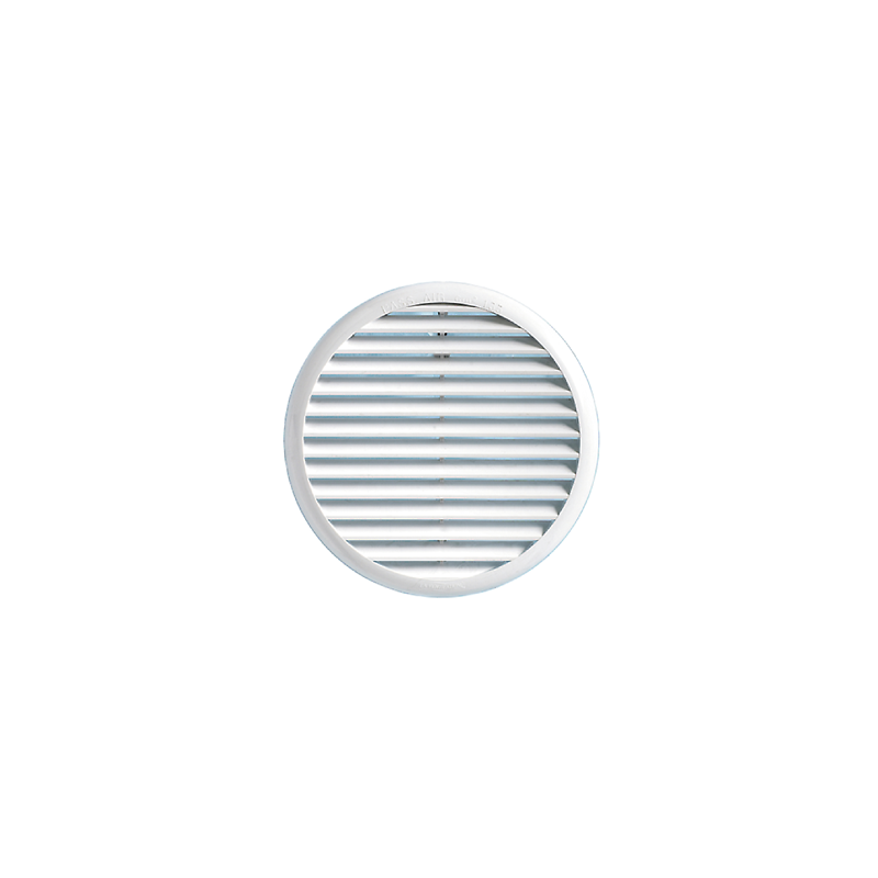 griglia areazione CON MOLLE