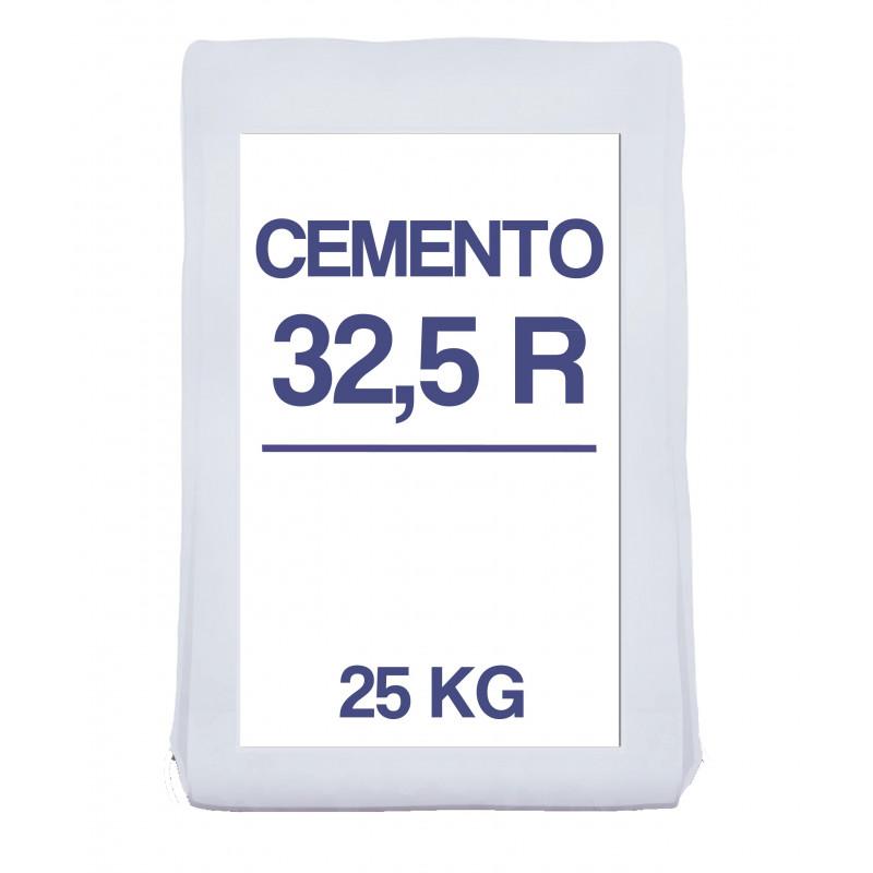 CEMENTO 32,5 - 25 KG