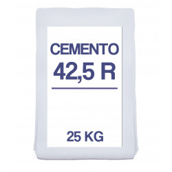 CEMENTO 42,5 R PORTLAND AL CALCARE TIPO II - SACCHI KG.25