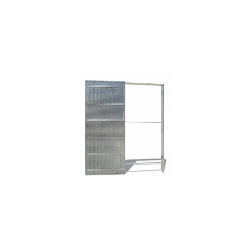 Controtelaio scorrevole 210x90 cm per intonaco for Doortech controtelai